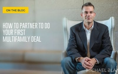How to Partner To Do Your First Multifamily Deal