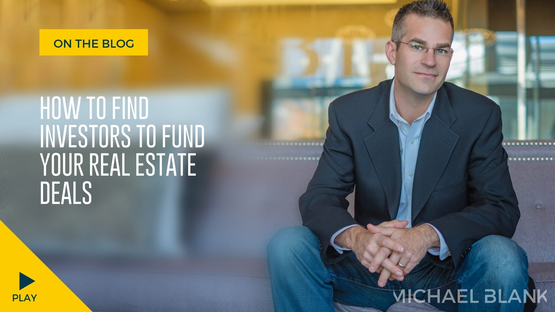How to Find Investors To Fund Your Real Estate Deals