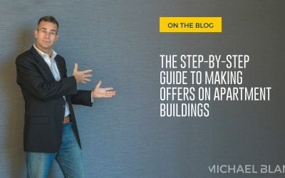 The Step-by-Step Guide to Making Offers on Apartment Buildings