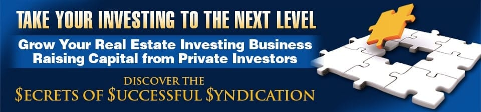 The Secrets of Successful Syndication Seminar