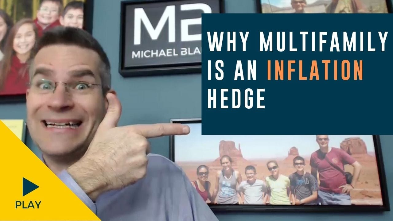 Why Investing in Multifamily is an Inflation Hedge