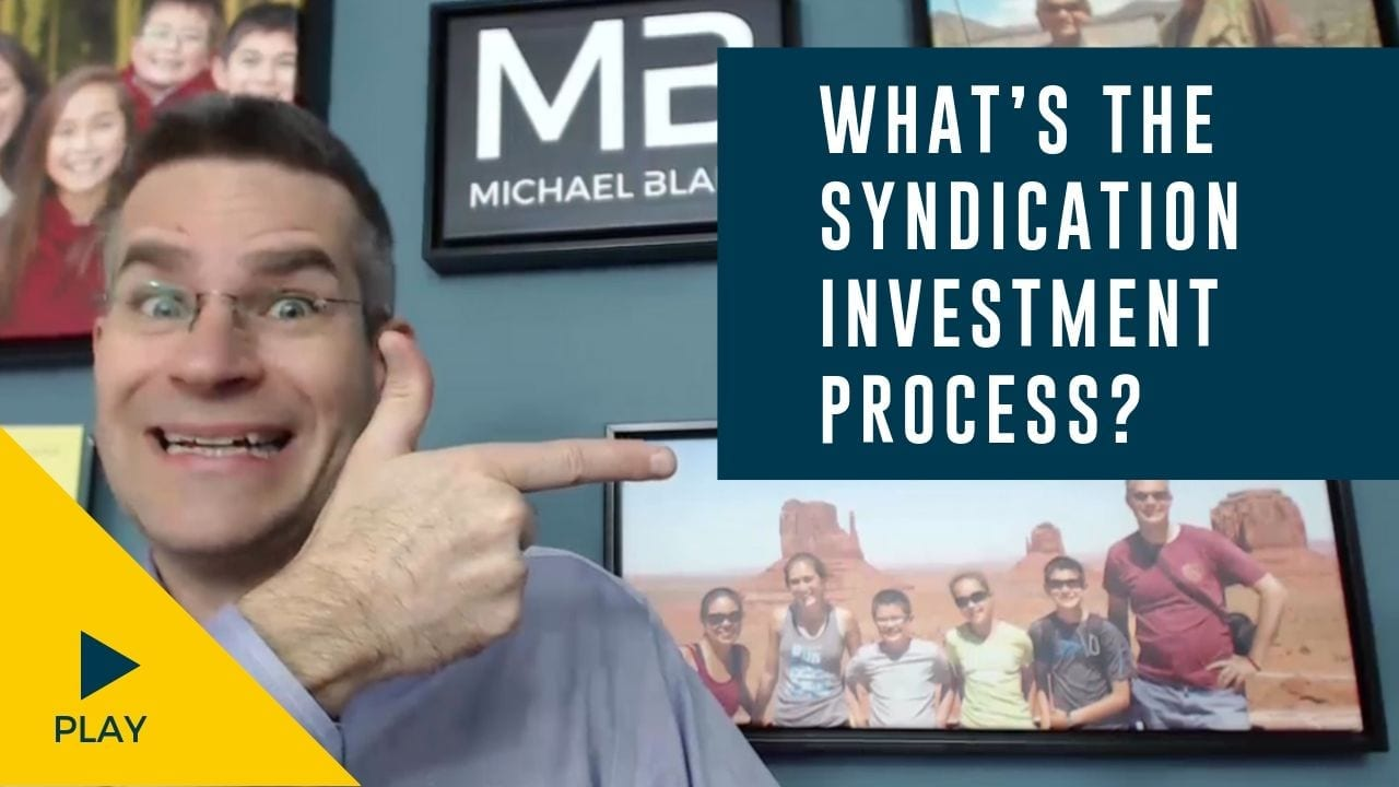 What's the Syndication Investment Process