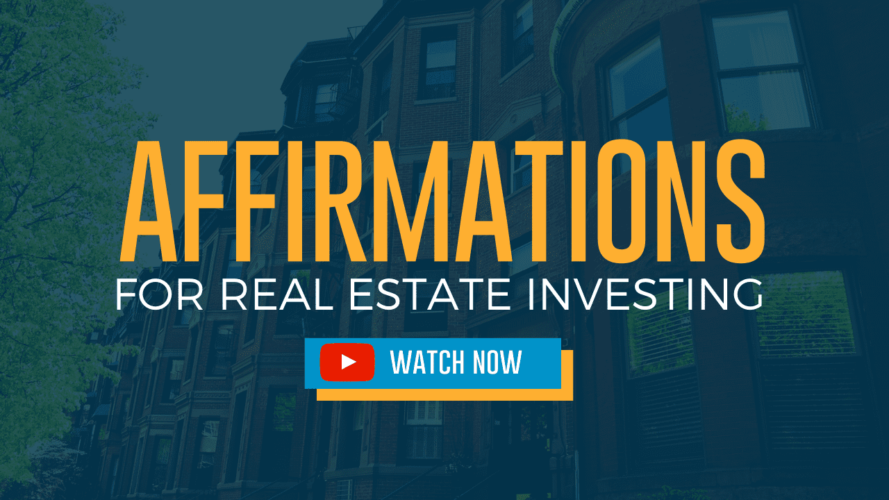 Affirmations for Real Estate Investing