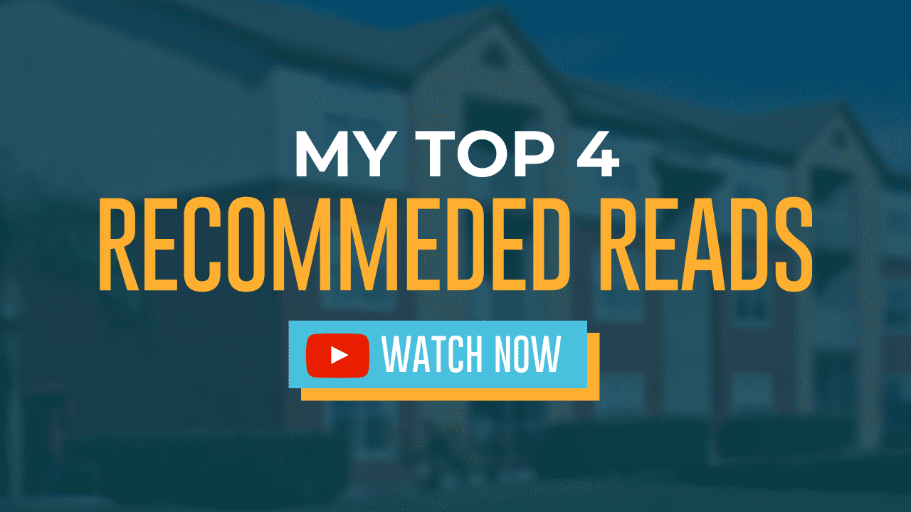 Michael Blank Top 4 Recommended Reads