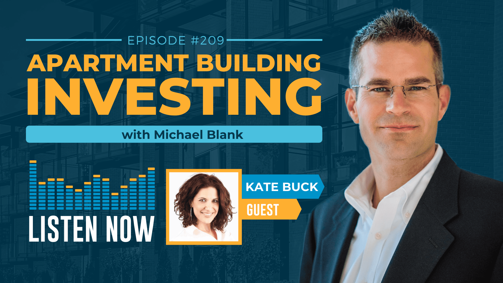 Scale Your Capital Raise by 10X – With Kate Buck