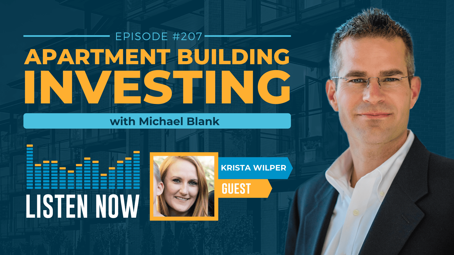 MB 207: Train Your Mind for Multifamily Investing – With Krista Wilper